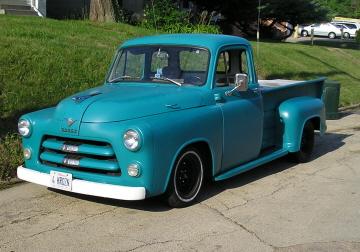 1955 dodge truck | The H.A.M.B.