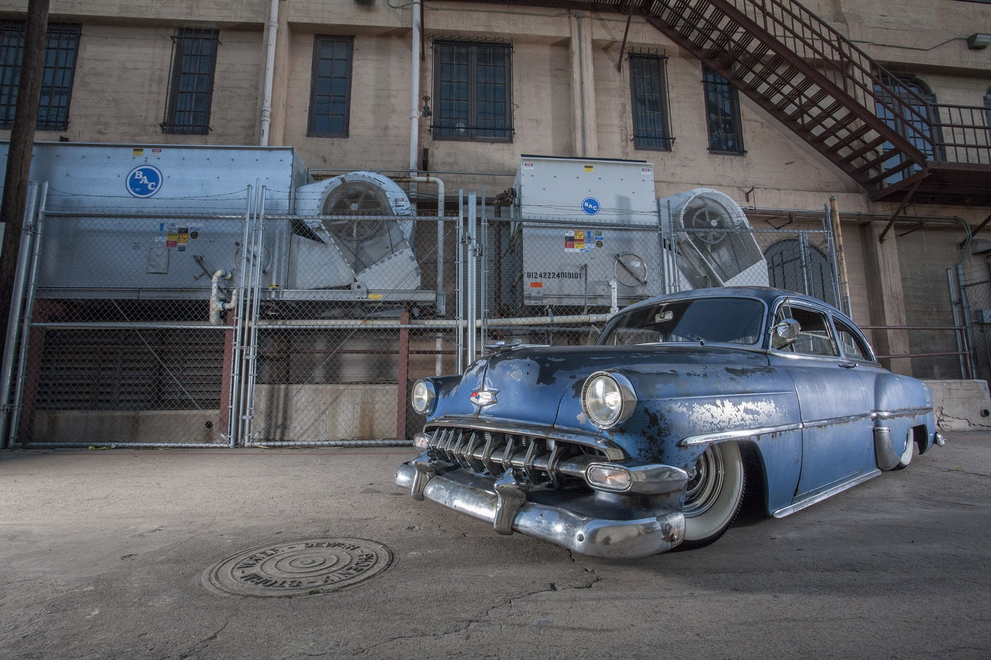 1954 Chevy 210 Deluxe The H A M B
