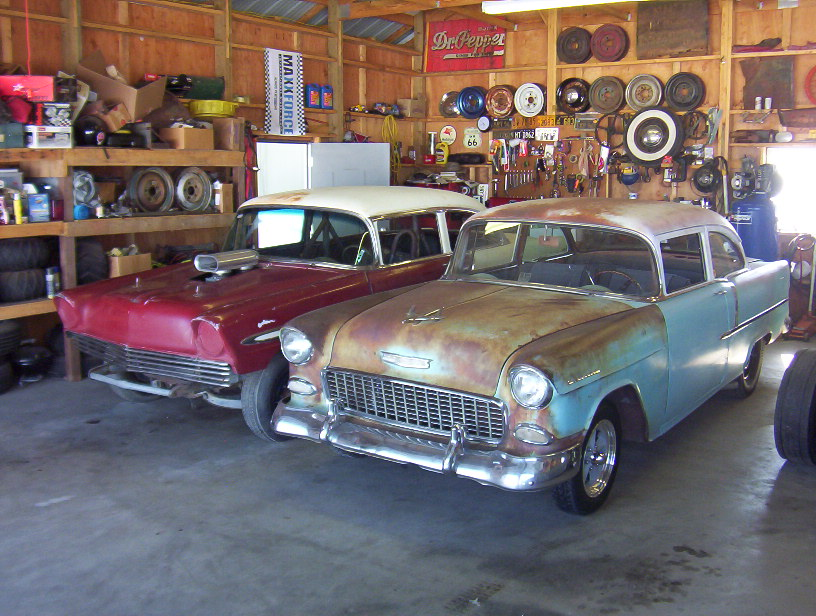 \'55 chevy and RUGRAT .jpg