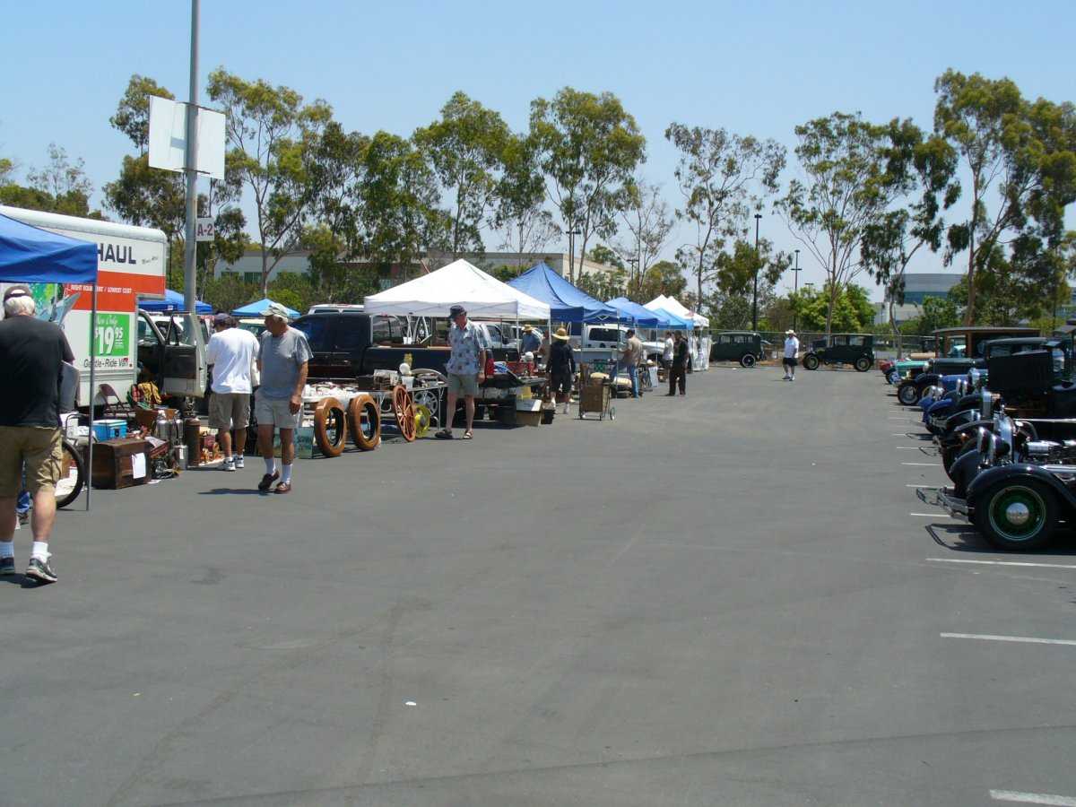 Long Beach Swap Meet >> History Long Beach Model T Club Swap Meet The H A M B
