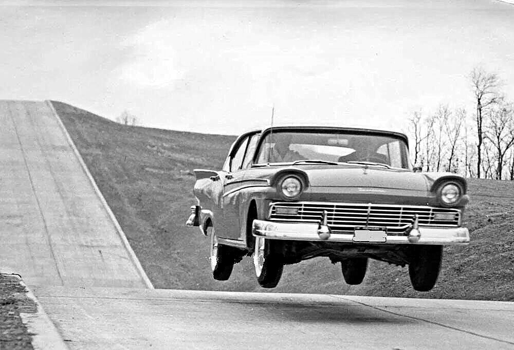 57 Ford jumping… Proving Grounds.jpg
