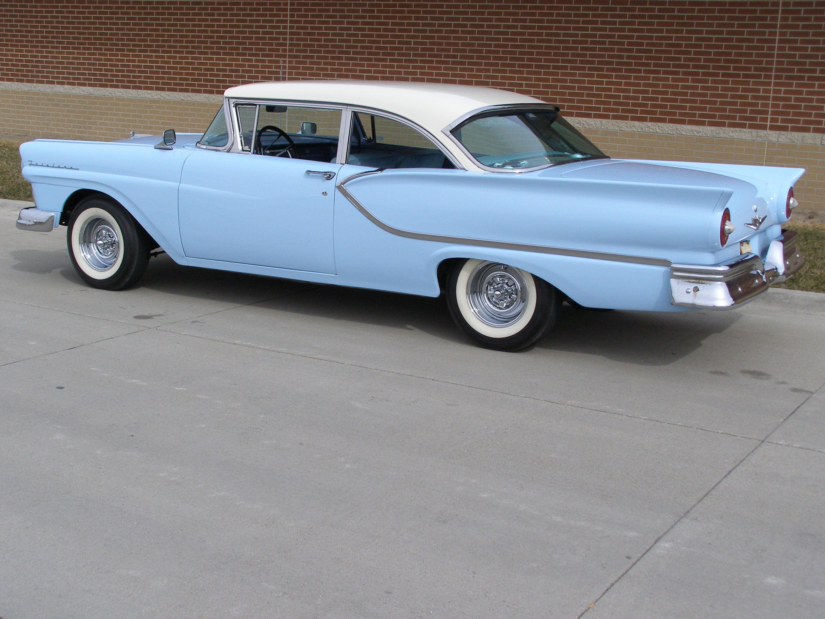 1957 Ford Fairlane for sale or trade | The H.A.M.B.
