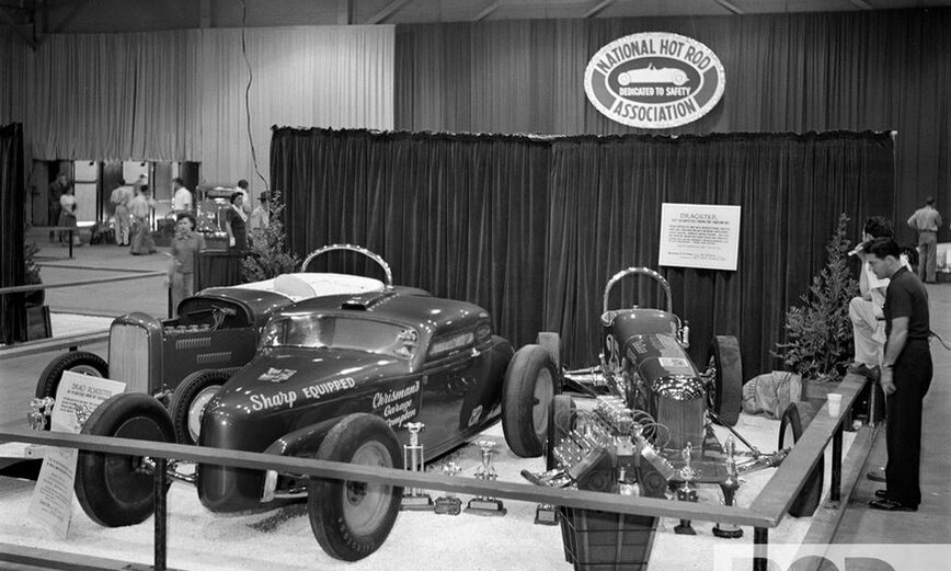 6 1953 Motorama held at the Pan-Pacific Auditorium in L.A.4 Christman's garage.JPG