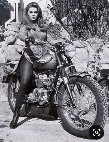 6 1965 Triumph Bonneville & Ann Margret.jpg