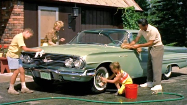 Vintage Car Wash Dallas: Vintage Shots From Days Gone By!