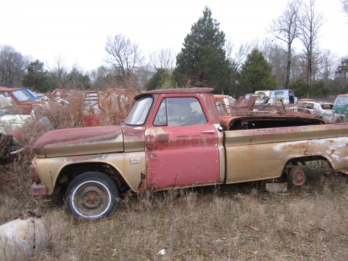 Features - The Official 60-66 C-10 Chevy Truck Picture