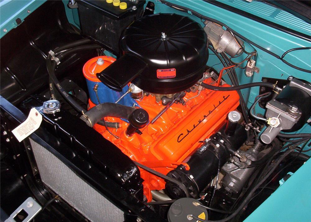 1955 Chevrolet Nomad FOR SALE