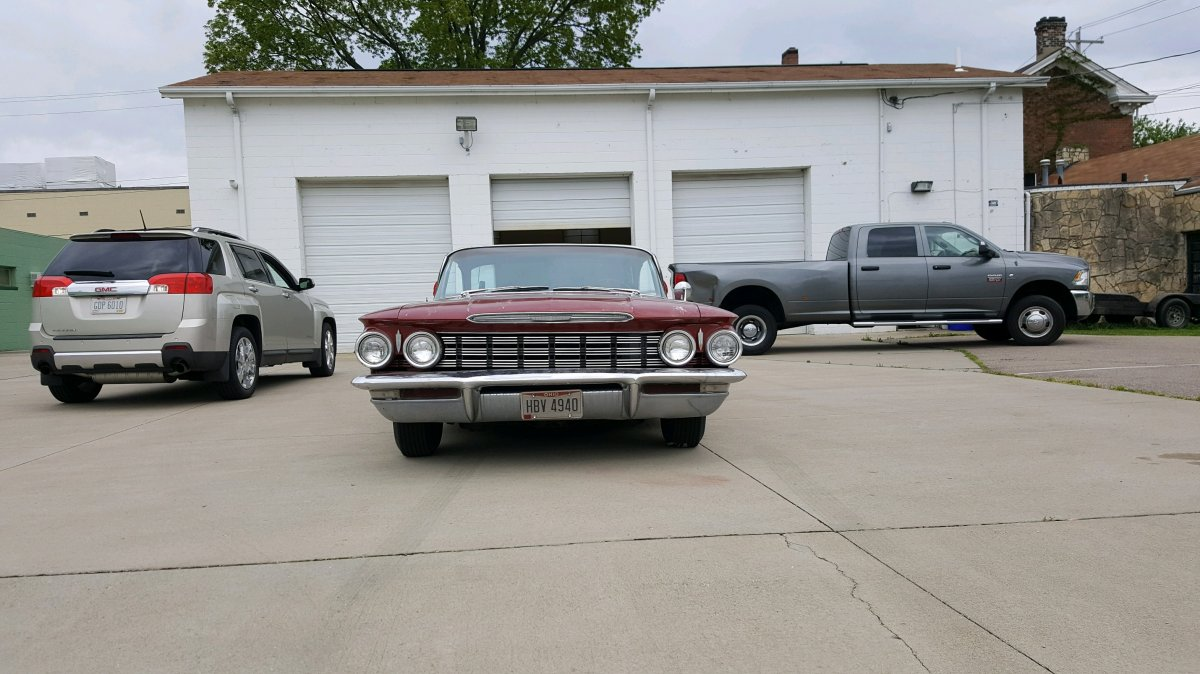 1960 Oldsmobile Super 88 2dr Hardtop Need to sell ASAP $9000