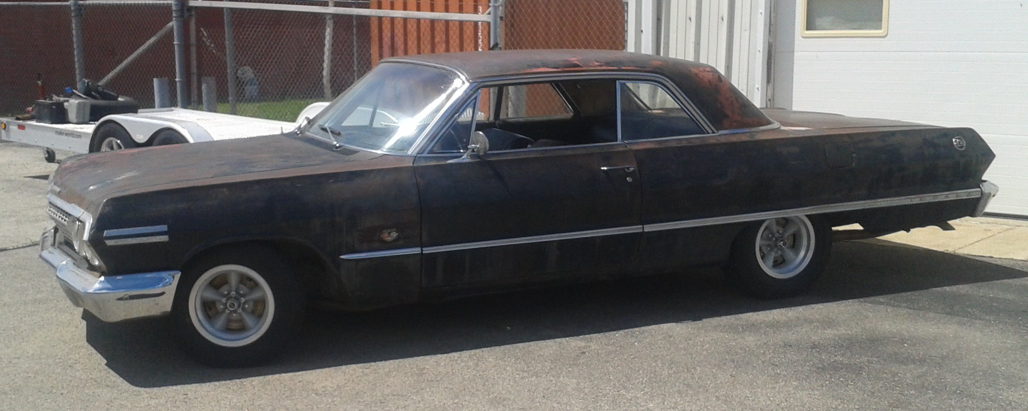 All Chevy 63 chevy 409 : 1963 IMPALA SS 409 4 SPEED | The H.A.M.B.