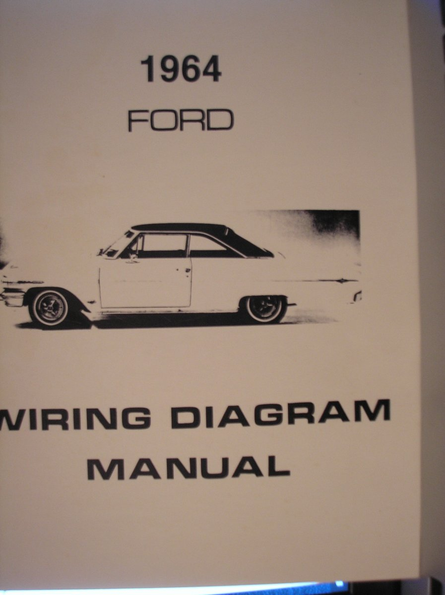 Ford Galaxie Wiring Diagram from www.jalopyjournal.com