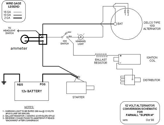 Technical 1929 A 6v To 12v Wiring Diagram Help The H A M B