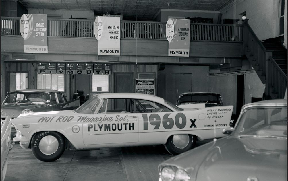 67 HOT ROD Repaid Plymouth For The Donor.JPG