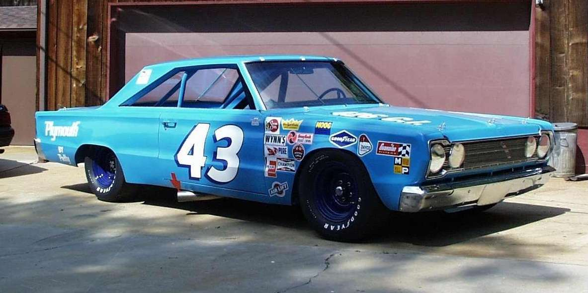 Vintage Stock car look - Steel wheels - pics | The H.A.M.B.