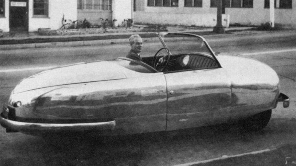 69 Sherman Hewson's Rocket.JPG