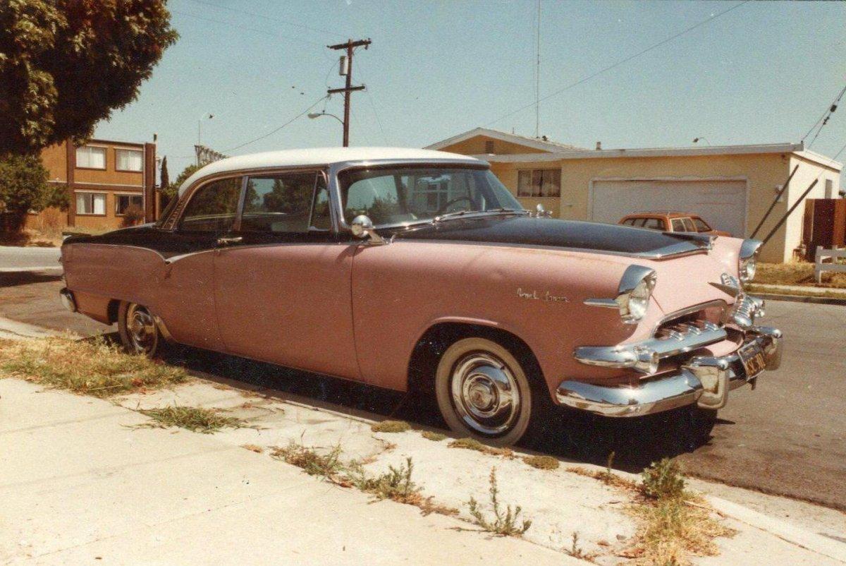 6th car - 1955 Dodge Royal.JPG