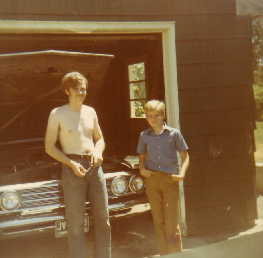 7, 1971 me and rick.JPG