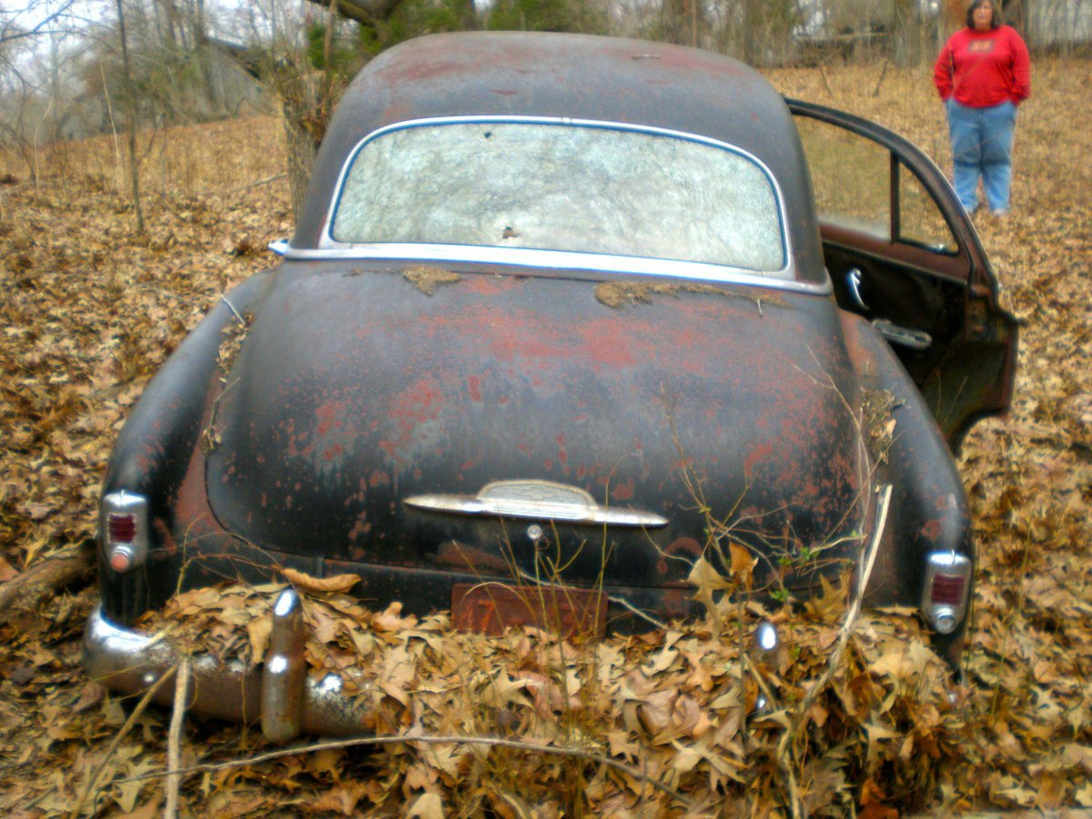 All Chevy 1952 chevy styleline parts : 1952 Chevrolet Styleline Deluxe Build | The H.A.M.B.