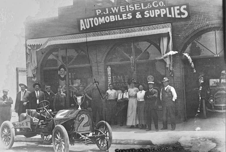8 EMF above, winner of the Medium Car Road Race, held in Anaheim, California, on July 4, 1912..JPG