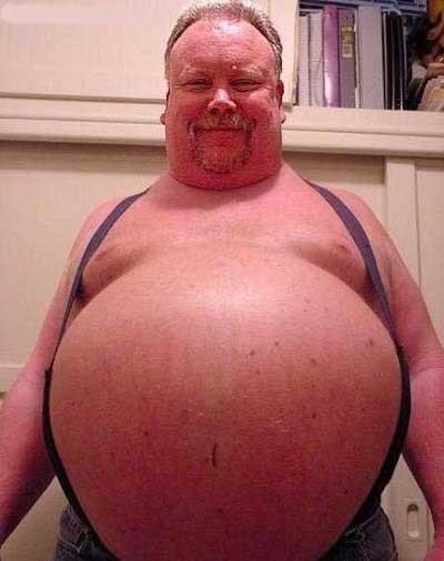 8 Fat man belly ache.jpg
