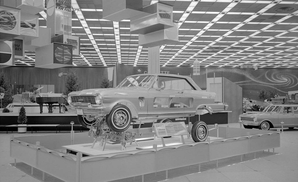 81 1965 Chevy II Nova SS Cut Away  Auto Show Display.jpg
