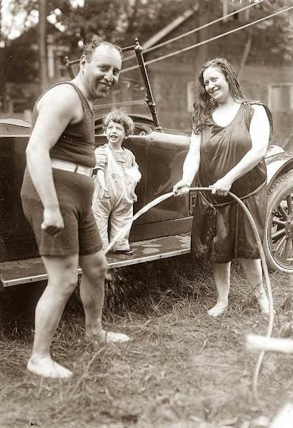 82 Fields family washing car.JPG