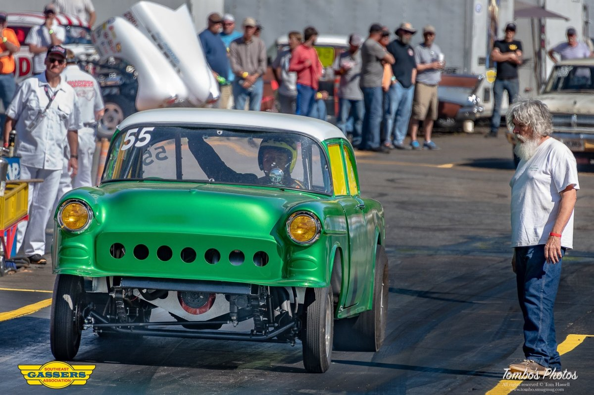 Projects - 1955 Chevy Southeast Gassers Build | Page 18 | The H A M B