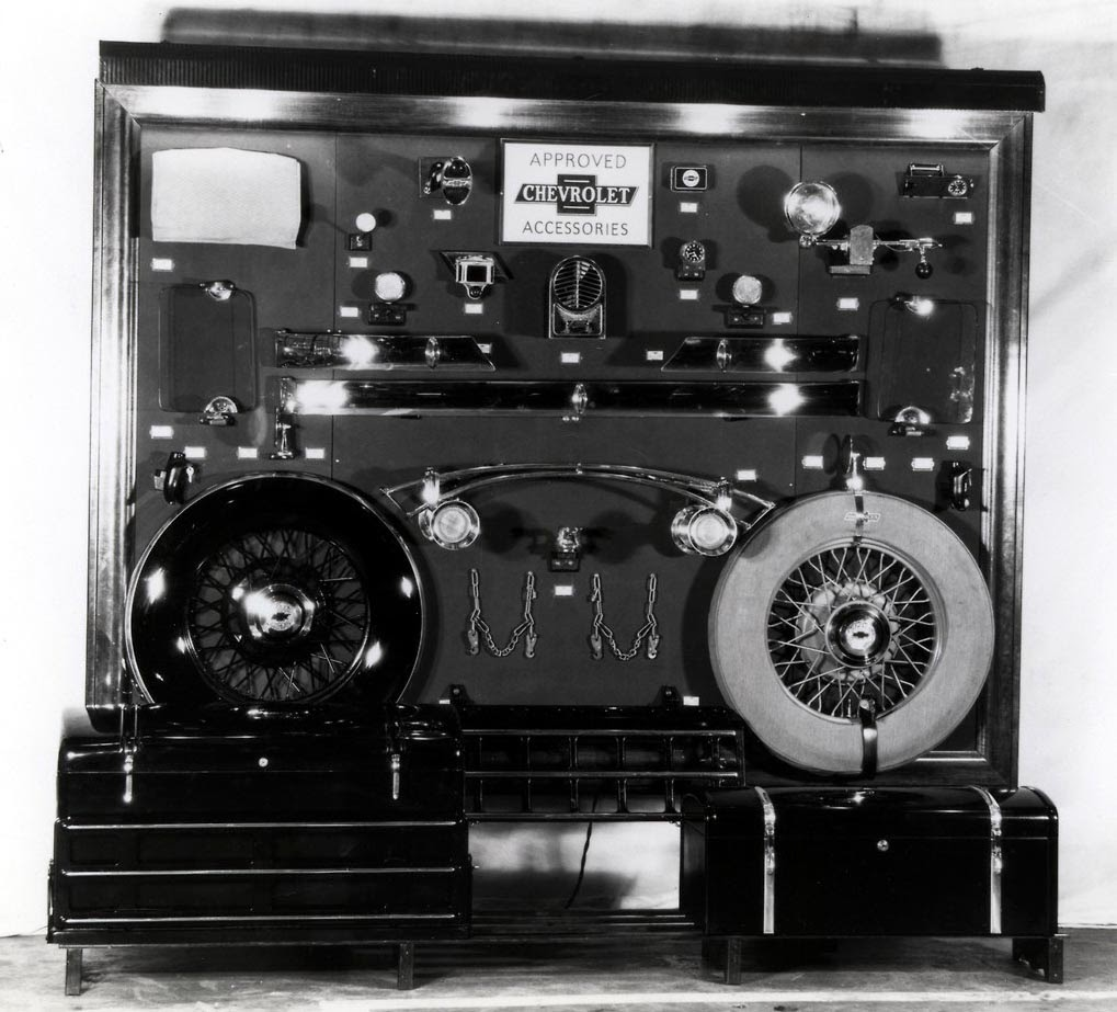 96 Chevrolet Accessory display from the 1930s.jpg