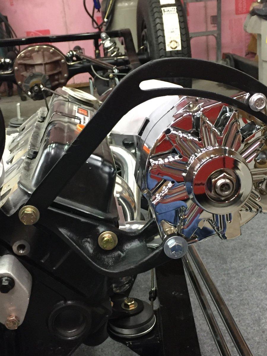 350 chevy pressure engine oil Chevy Silverado
