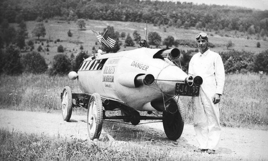 99 Daniel and Floyd Hungerford rocket car.JPG