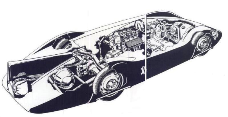990 'Original' Goldenrod cut-a-way by Darrell D. Mayabb.jpg