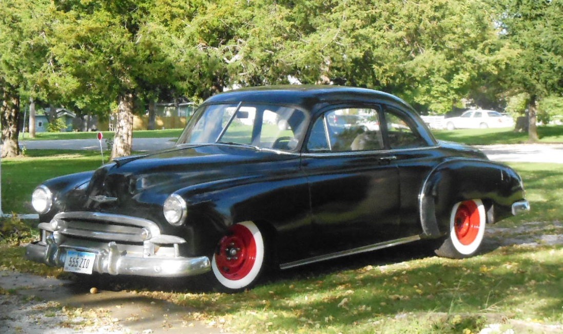 sold 1949 Chevy Thanks to HAMB | The H A M B