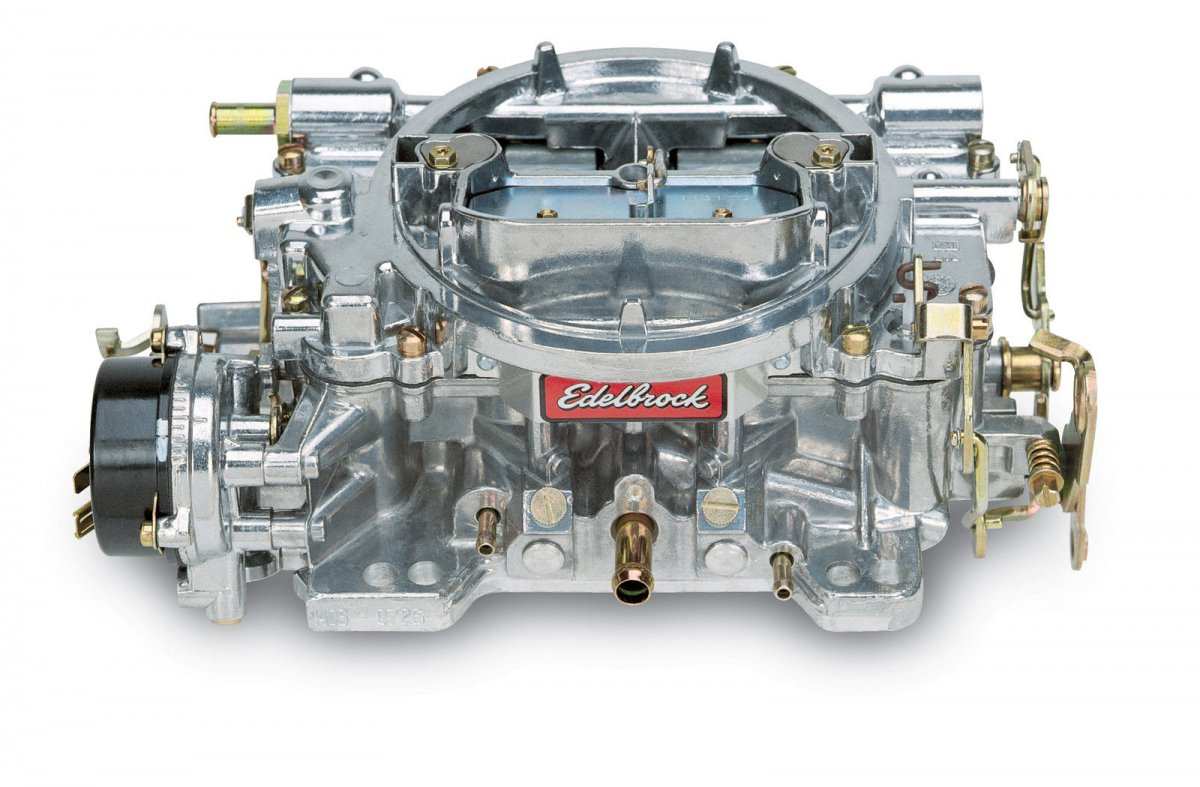 Technical - edelbrock carb spacer help needed | The H A M B