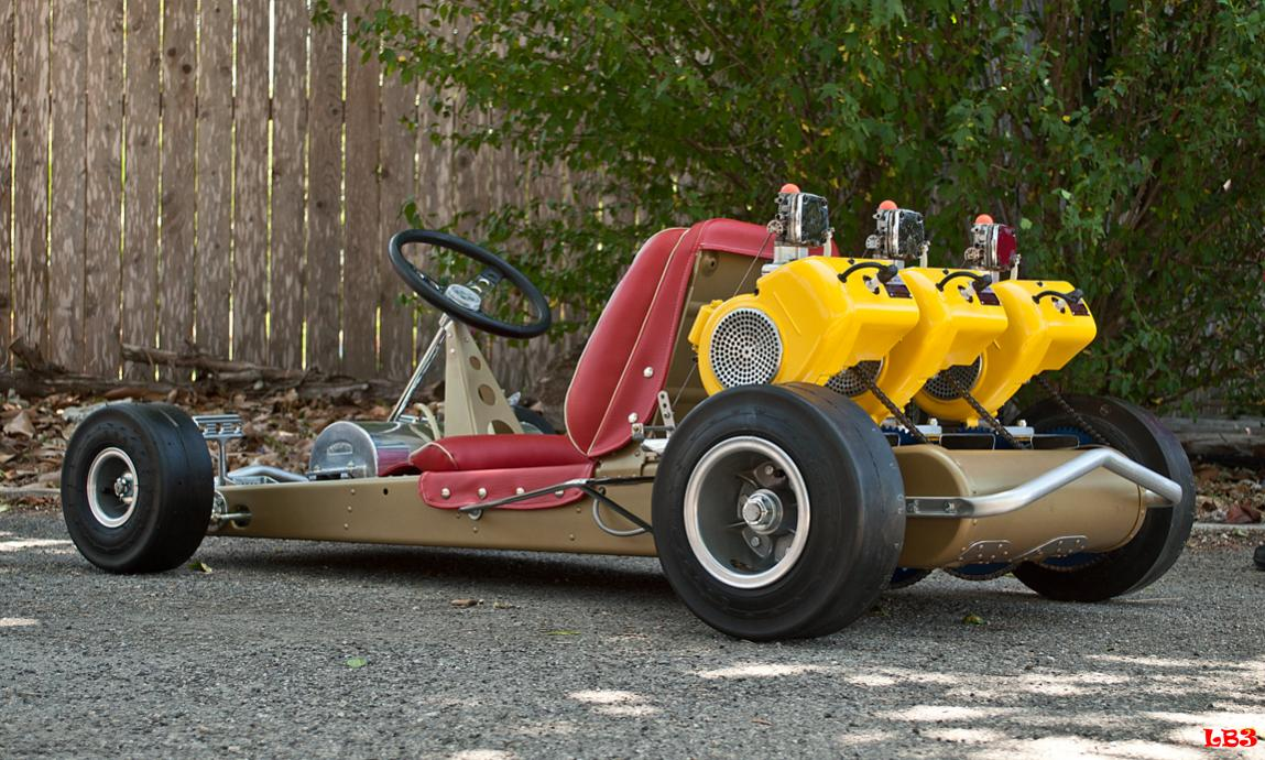 Where Have All the Go-Karts Gone? | Page 3 | The H.A.M.B.