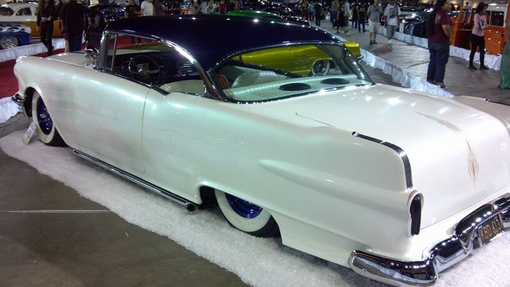 1956 Pontiac Starchief Full Kustom The H A M B