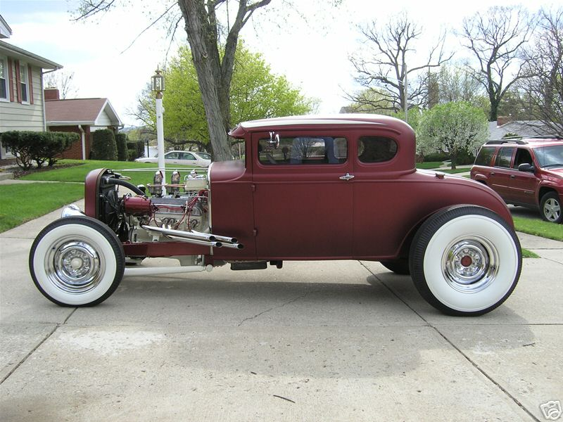 Engine color ? For a traditional Hot Rod   The H.A.M.B.