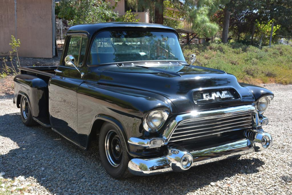 3 Row Truck >> 1957 GMC Hot rod truck project for sale or trade! | The H.A.M.B.