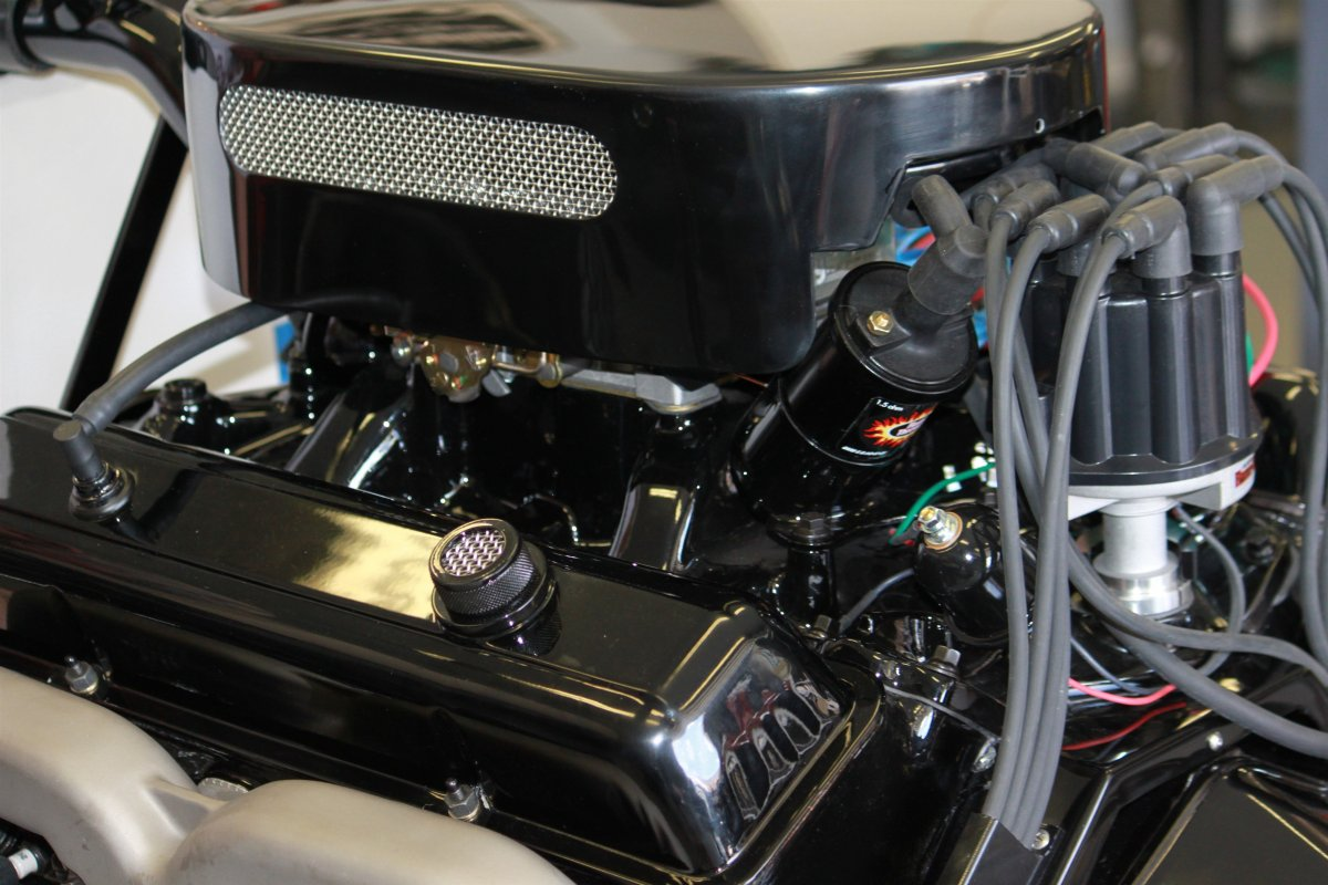 Cool Hot Rod Air Cleaners : Hot rods home made air cleaner page the h a m b