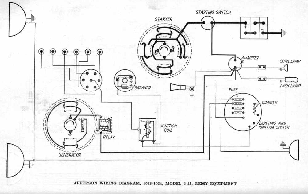 tractor amp meter wiring diagram technical ammeter question the h a m b  technical ammeter question the h a m b