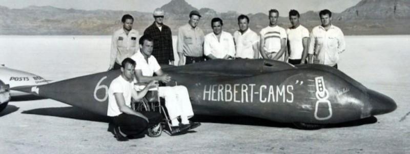 Art Chrisman drove Chet Herbert\'s Beast III to 239.991 mph in 1952.jpg