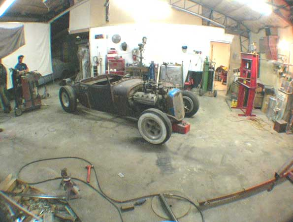 Man Cave Raytown : Projects tucks roadster build thread gt the tuckster