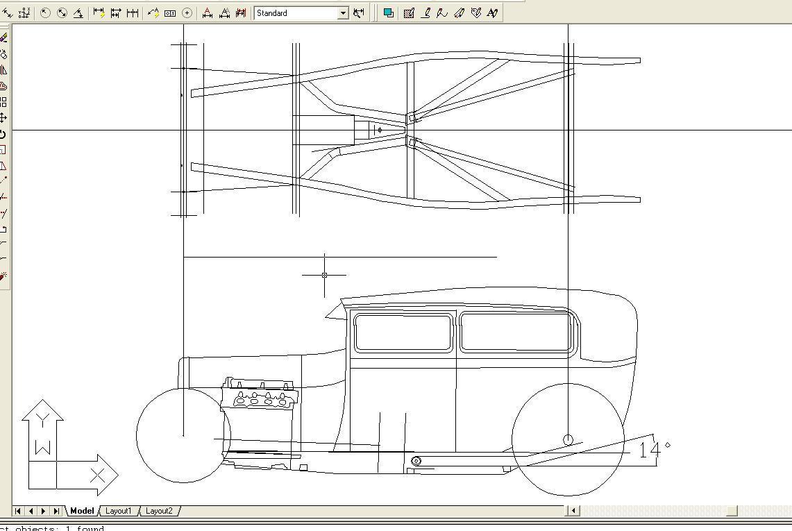 Hot Rod CAD Work :D | The H.A.M.B.