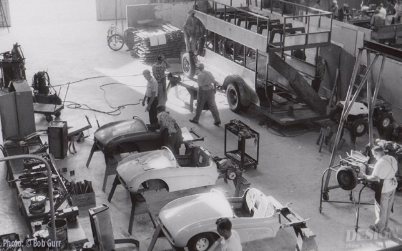 Autopia cars being built in the Walt Disney Studios Machine Shop..jpg