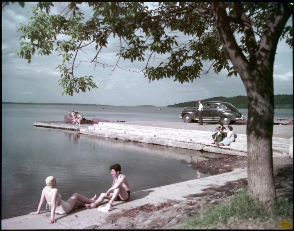 Autoroute-5-1 Québec June, 1950-1.jpg