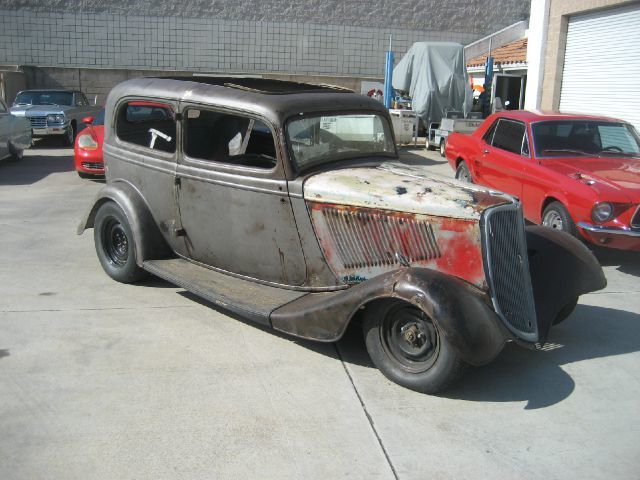 History How About Real And Steel 1933 Ford Sedan In The