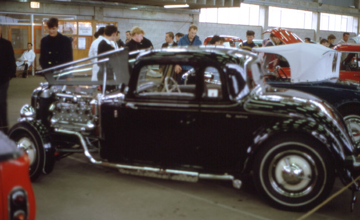 Bill Perriton's channeled '34 Plymouth coupe ...jpg