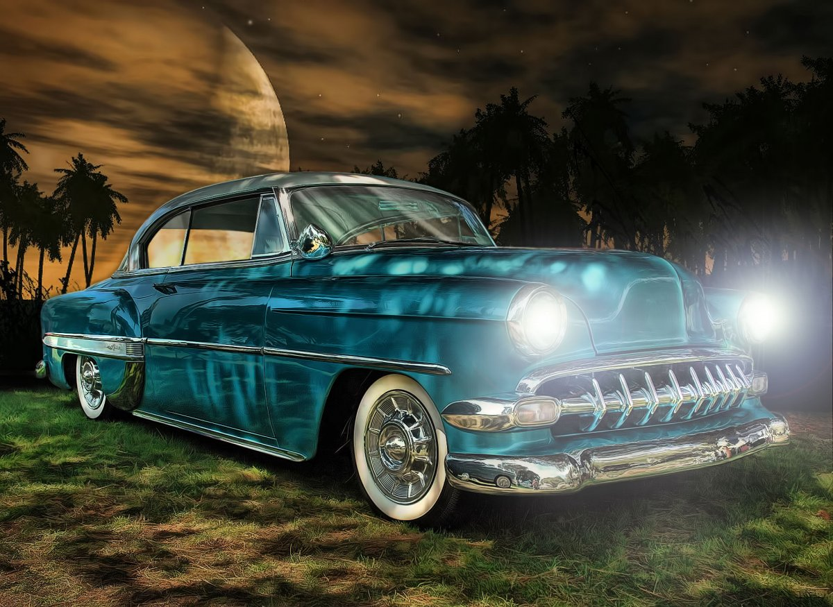 blue 54 chevy  2 fin kd.jpg