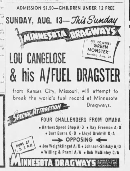 Bob McGinley C A Minnesota Dragways Star Tribune August 12th.jpg