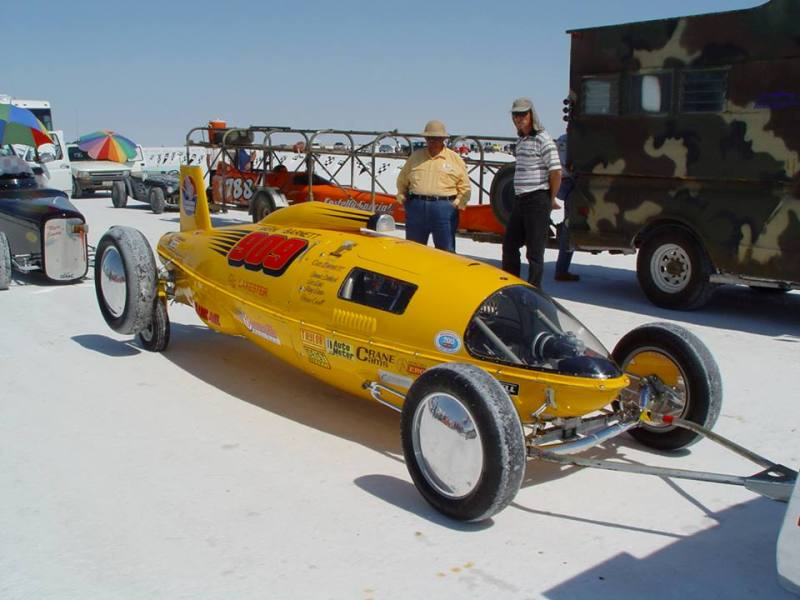 Bonneville Speed Week 2003 (by Ky Michaelson).jpg