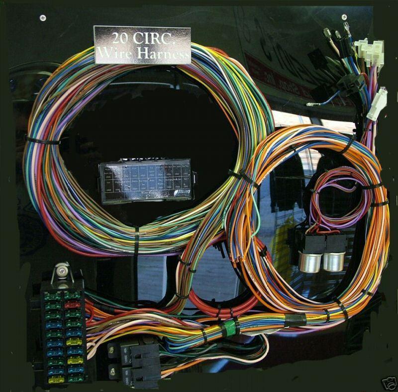 HELP wire harnesselectric fan – Rpc Wiring Harness