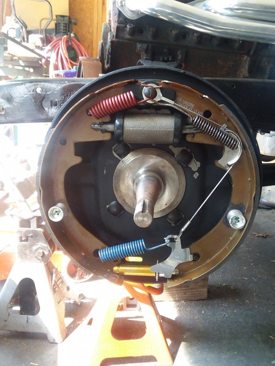 Carlson Quality Brake Parts H1414-2 Drum Brake Hardware Kit